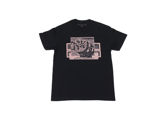 Image of Broski - Brain Broth T Shirt Black