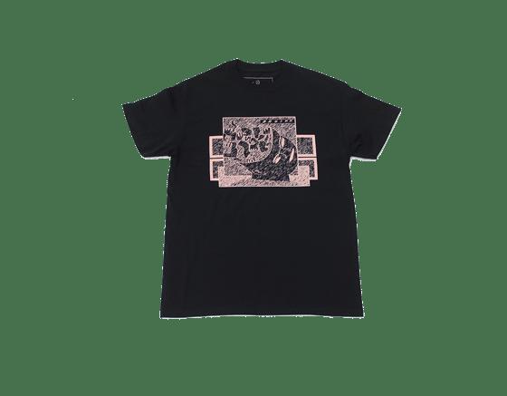 Image of Broski - Brain Broth T Shirt Black
