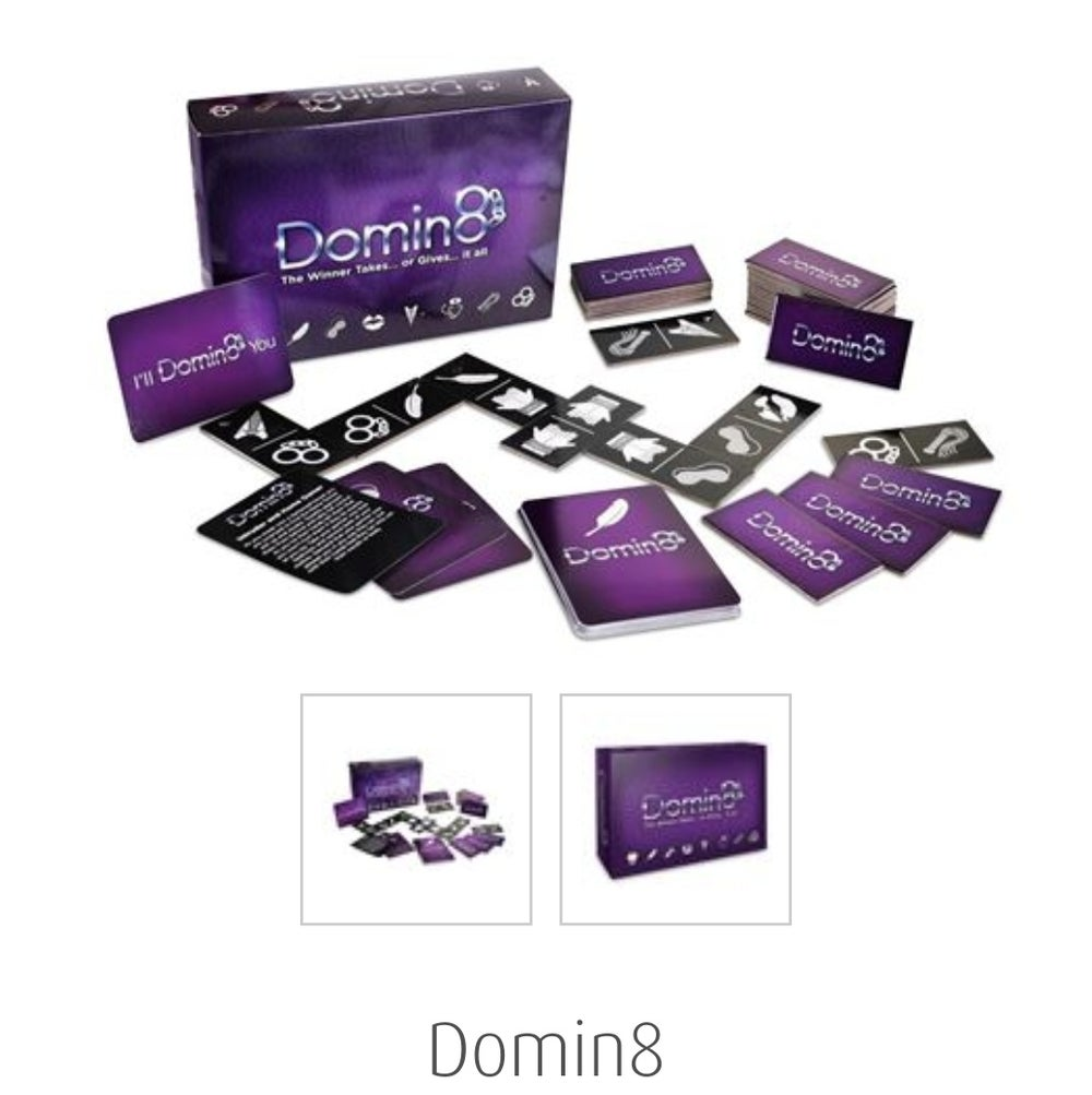 Image of Domin8 Board Game