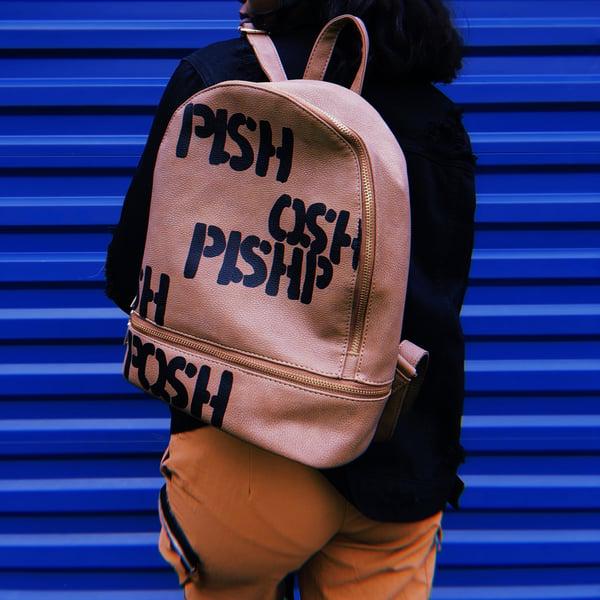 Image of Khaki Back Pack