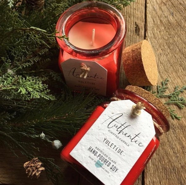Image of Authentic Yuletide Candle