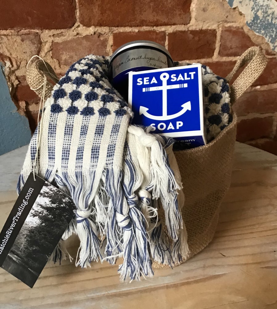 Image of Luxury Sea Bath Gift Set