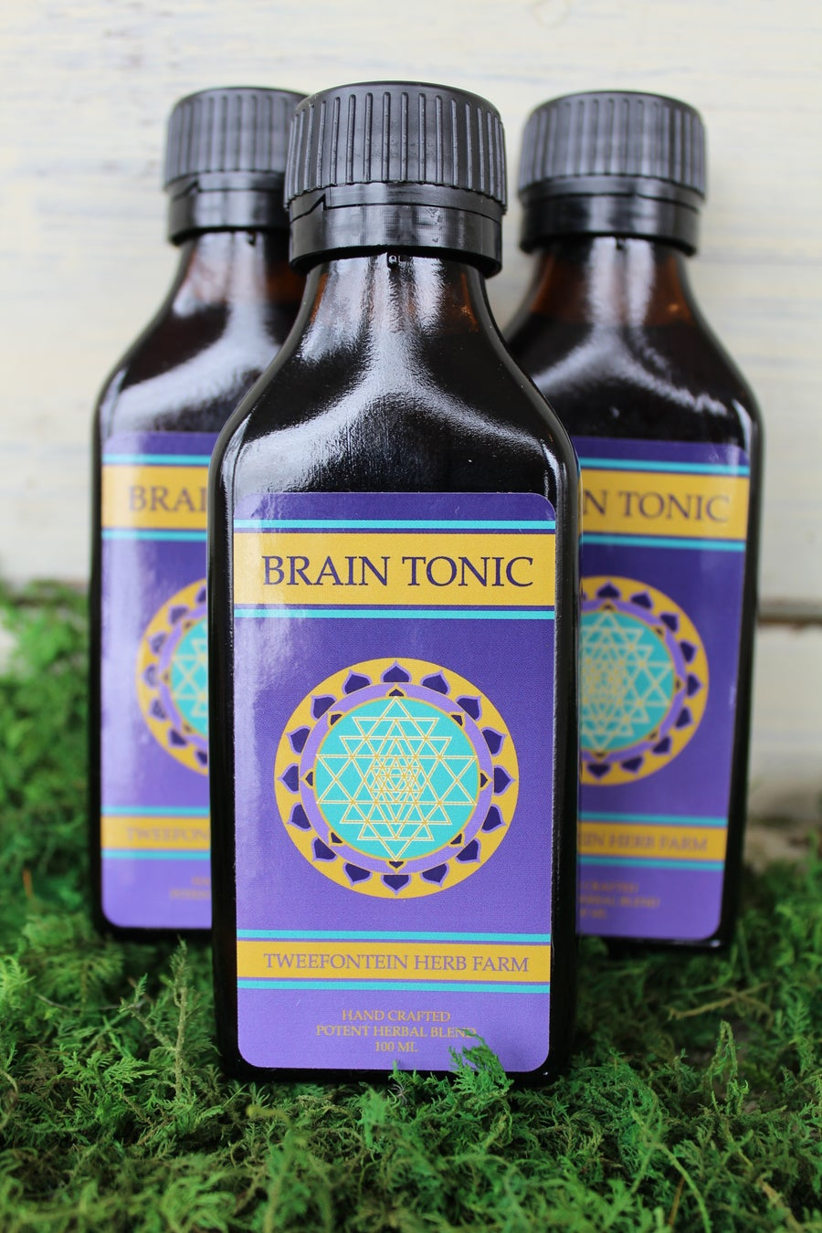 Image of BRAIN Tonic (100mL)