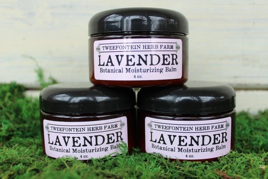 Image of Lavender Botanical Moisturizing Balm