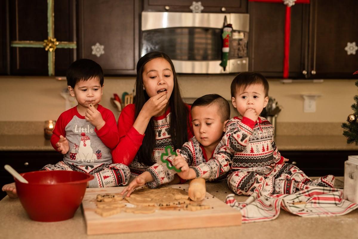 Image of Christmas lifestyle