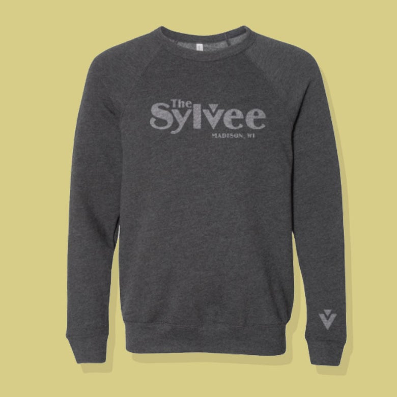 Image of Crewneck Charcoal Sweatshirt