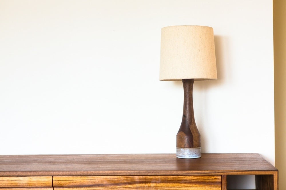 Image of Pete/Ryan Collaboration Table Lamp- tall version