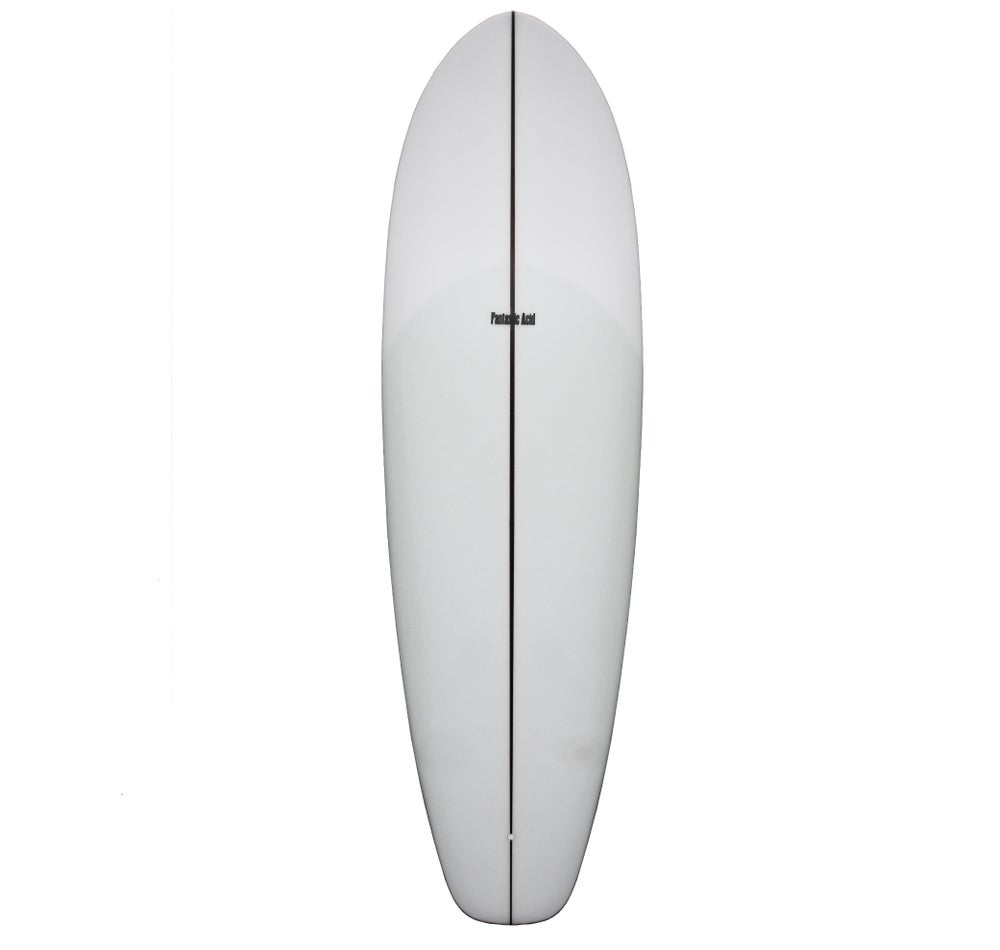 Image of 7'2 Paralleler Hull
