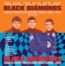 Image 1 of Black Diamonds : Singles From Festival Vault 1965-1969 Vol One & Two (10 x 45 BOX SETS) & T-SHIRT!