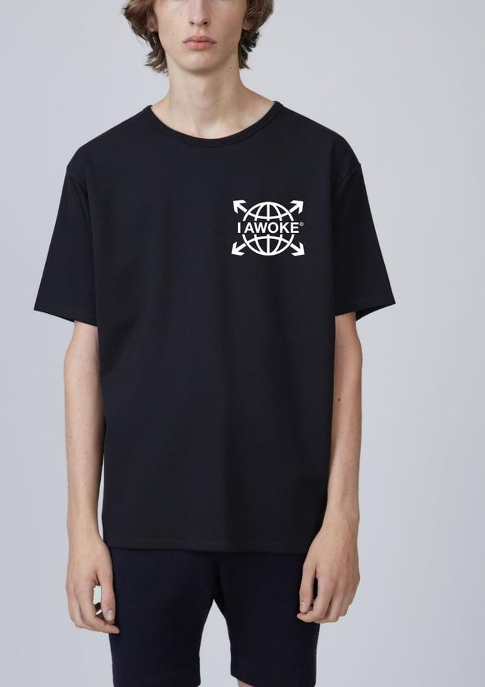 Image of I Awoke Globe Hoodie / T-Shirt
