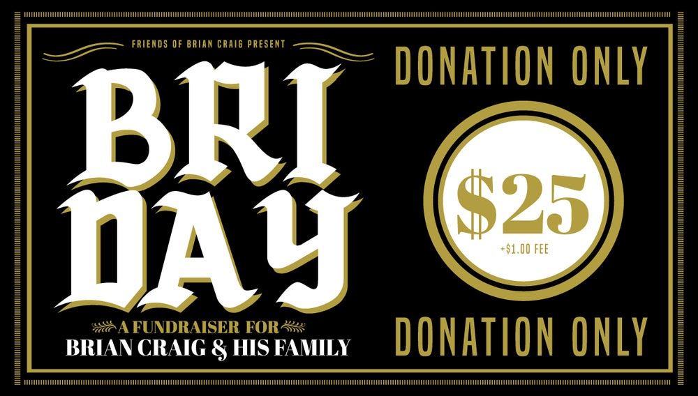 Image of BRI DAY **DONATION ONLY** $25