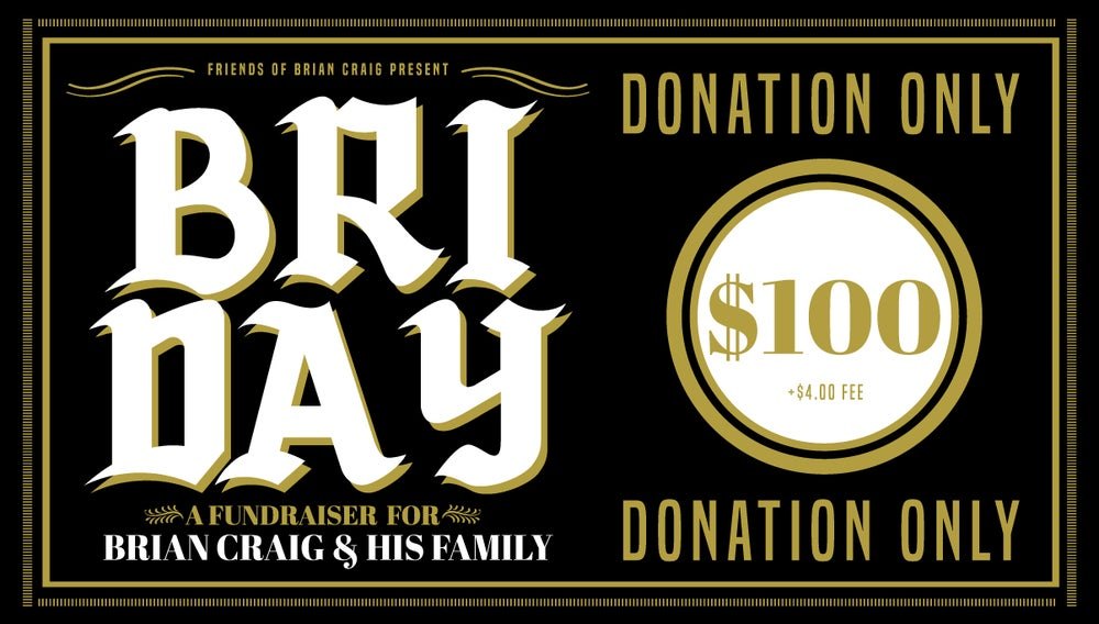 Image of BRI DAY **DONATION ONLY** $100