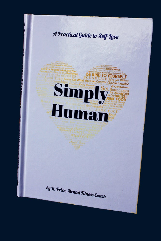 Image of Simply Human: A Practical Guide to Self-love