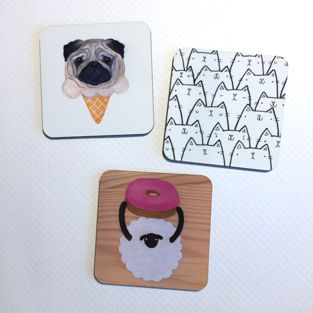 Image of coasters!