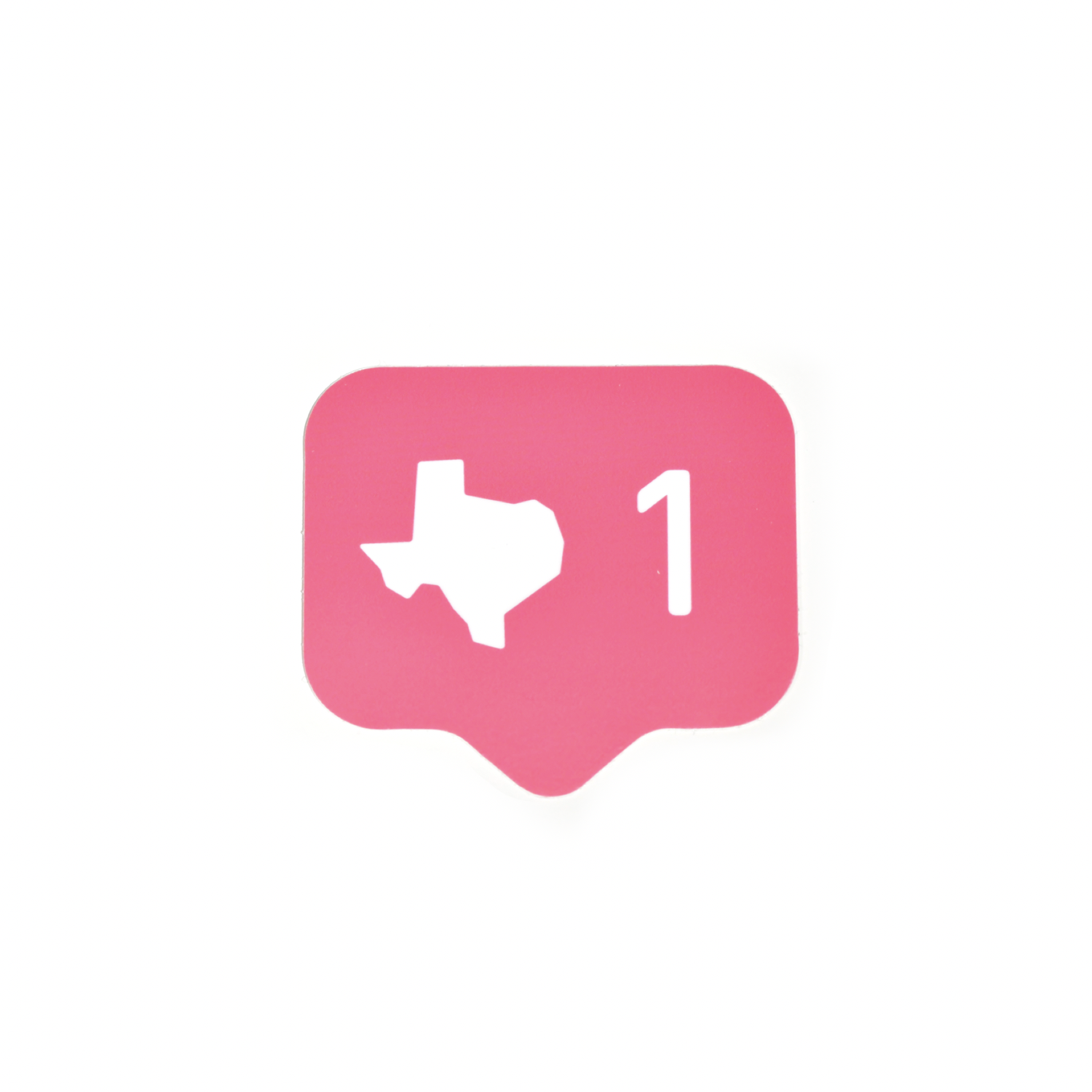 Image of Texas Love sticker