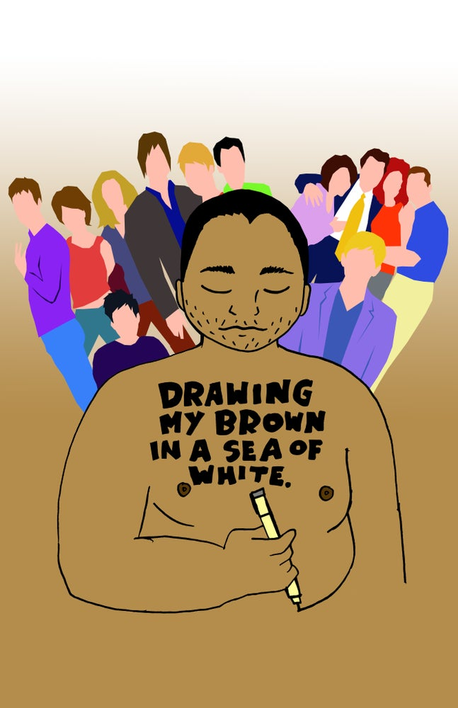 Image of Drawing My Brown