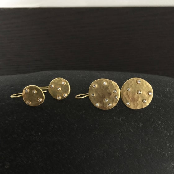 Image of Night Sky Earrings