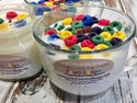 Large Specialty Wooden Wick Soy Candles