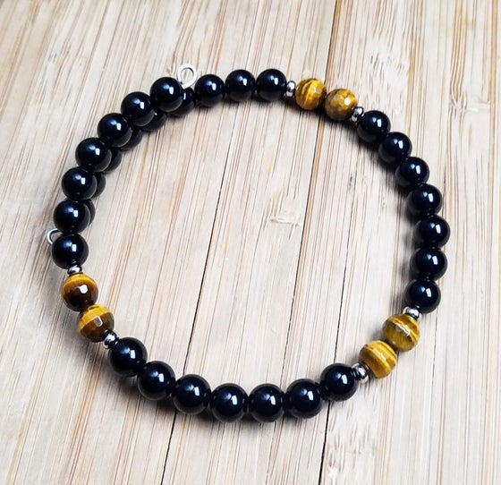 Image of Black Onyx Bracelet