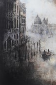 "Image of ""Daybreak"", Grand Canal, Venice"
