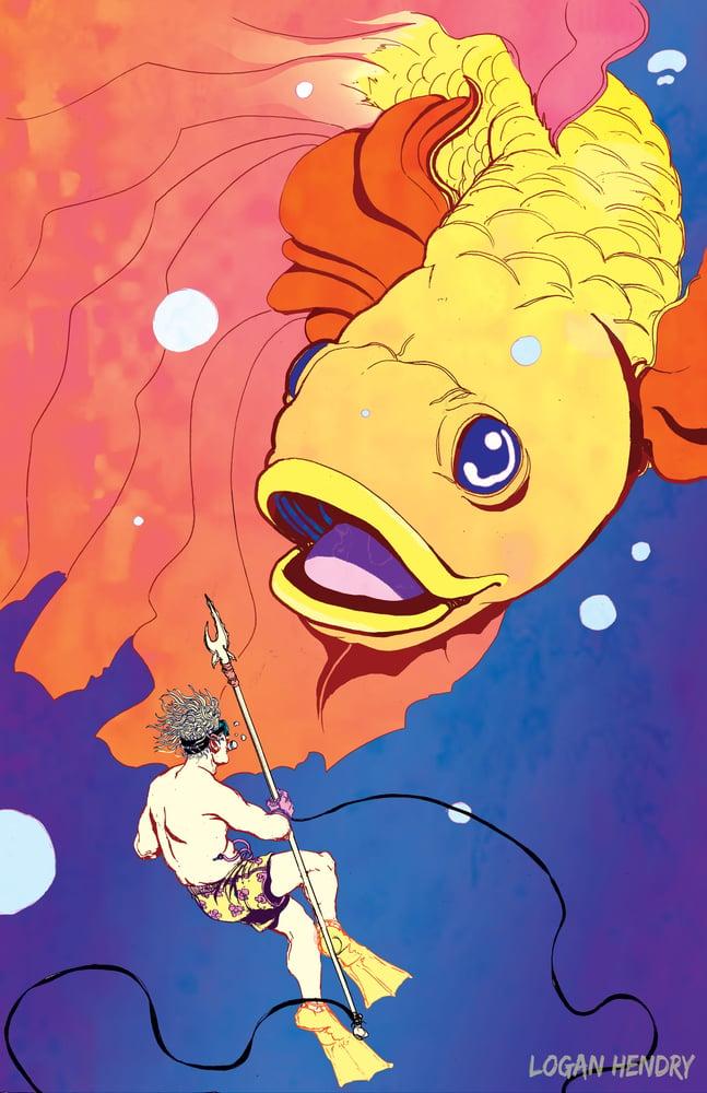 Image of Spearfishermen's Nightmare