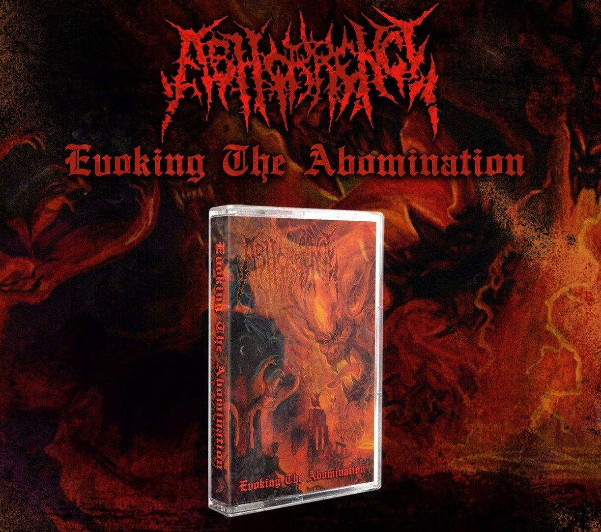 Image of ABHORRENCE & INCANTATION Tape