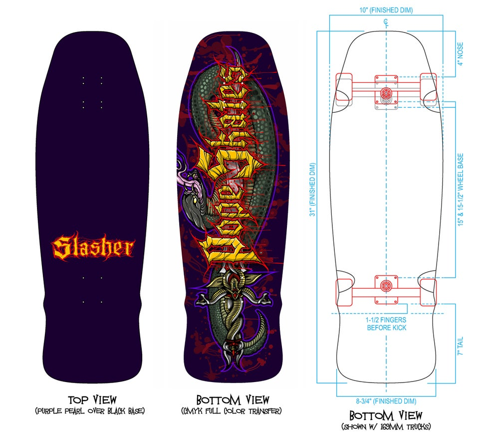 Image of The Slasher Deck