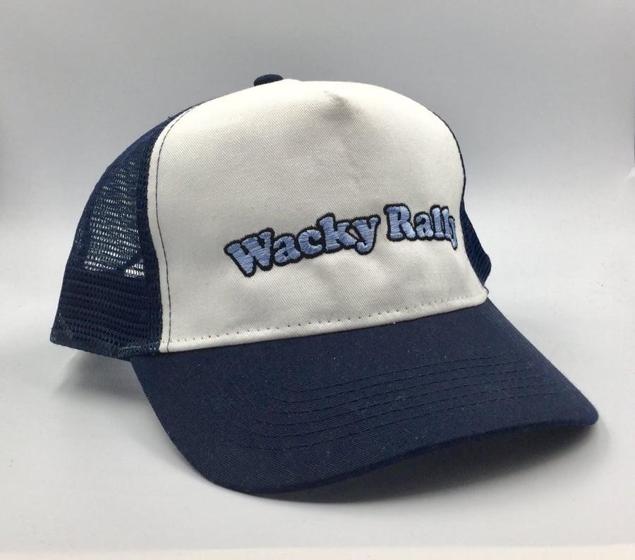 Image of Snapback Trucker Cap