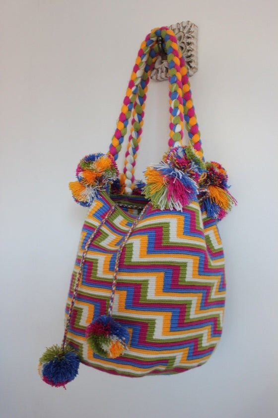 Image of Wayuu Mochila Bag