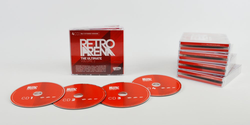 Image of THE ULTIMATE RETRO ARENA - VOLUME 2