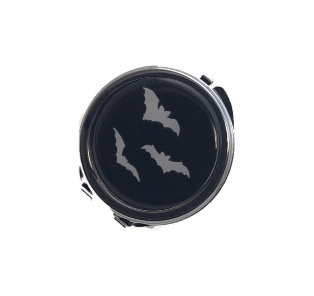 Image of Bats Compact Mirror