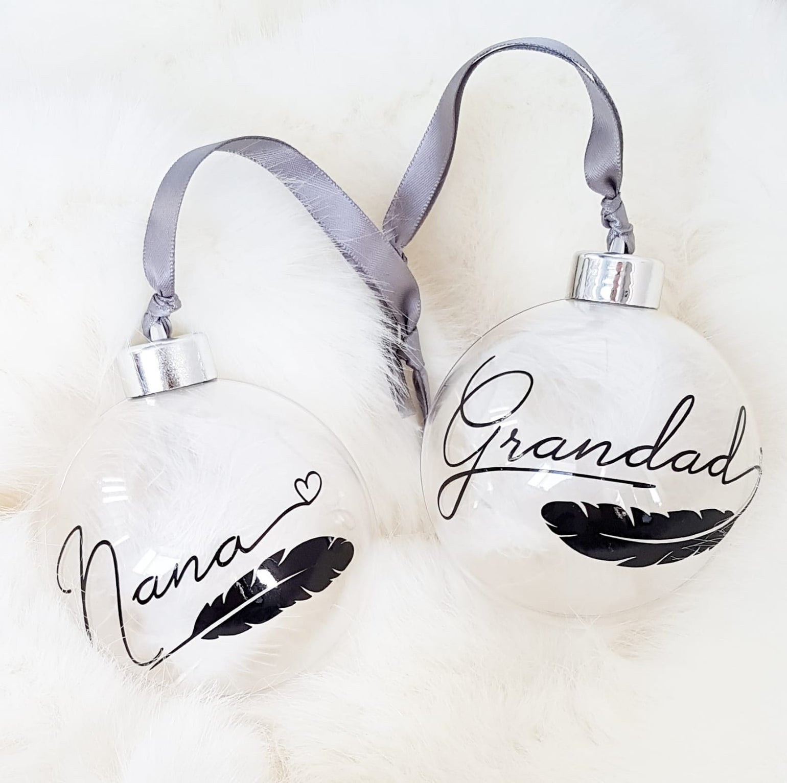 Image of Christmas Memorial Baubles