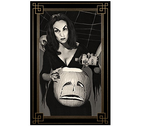 "Image of Vampira® ""Acid"" Poster / Print 11x17 inches"