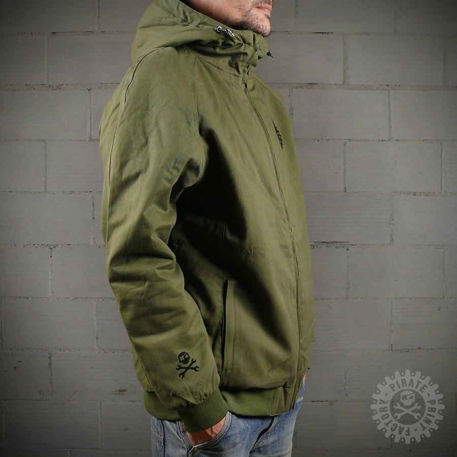 Image of WINTER JACKET OLIVE
