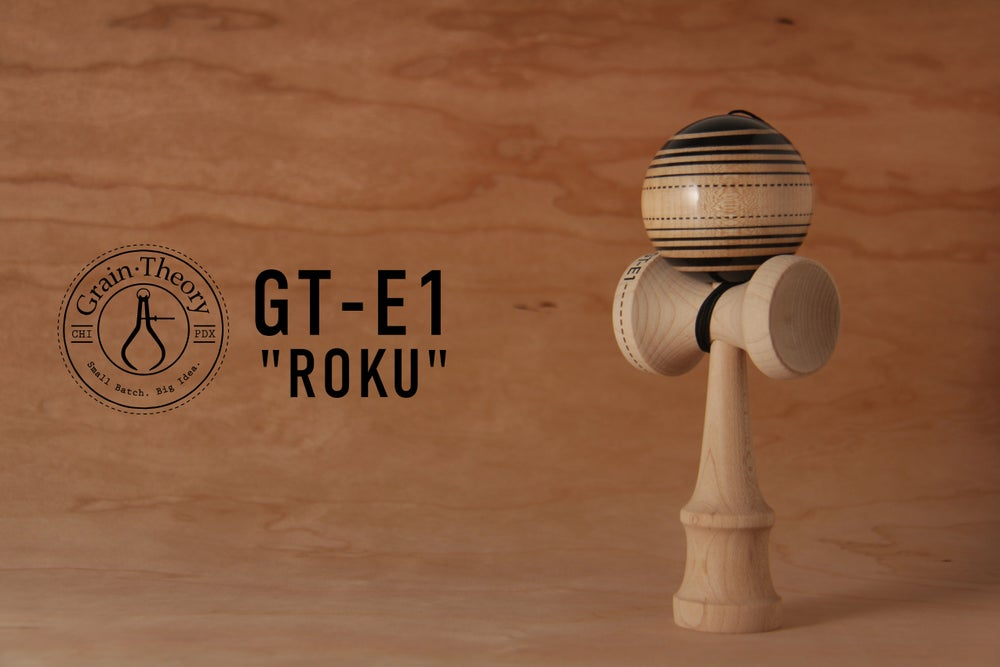"Image of GT-E1 ""ROKU"""