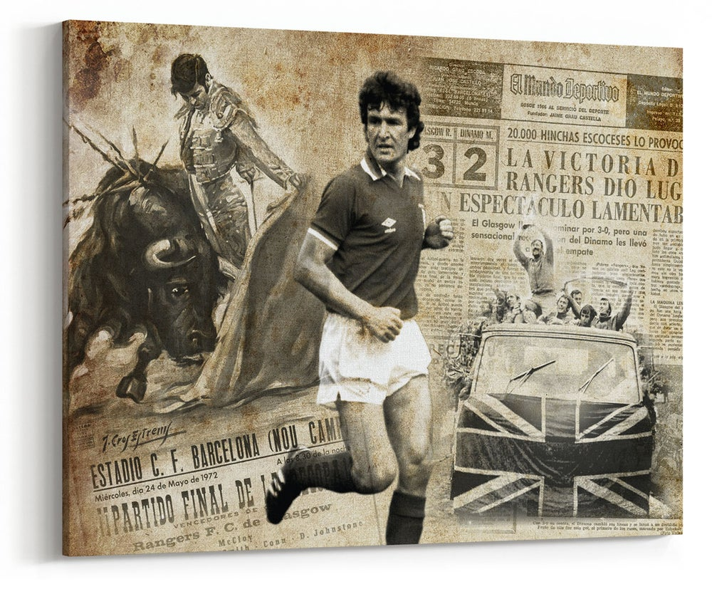 Image of Sandy Jardine - Barcelona 72