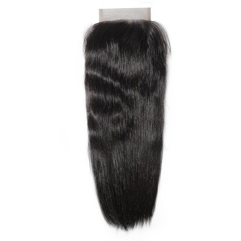 Image of Raw Indian Straight 4*4 Closure