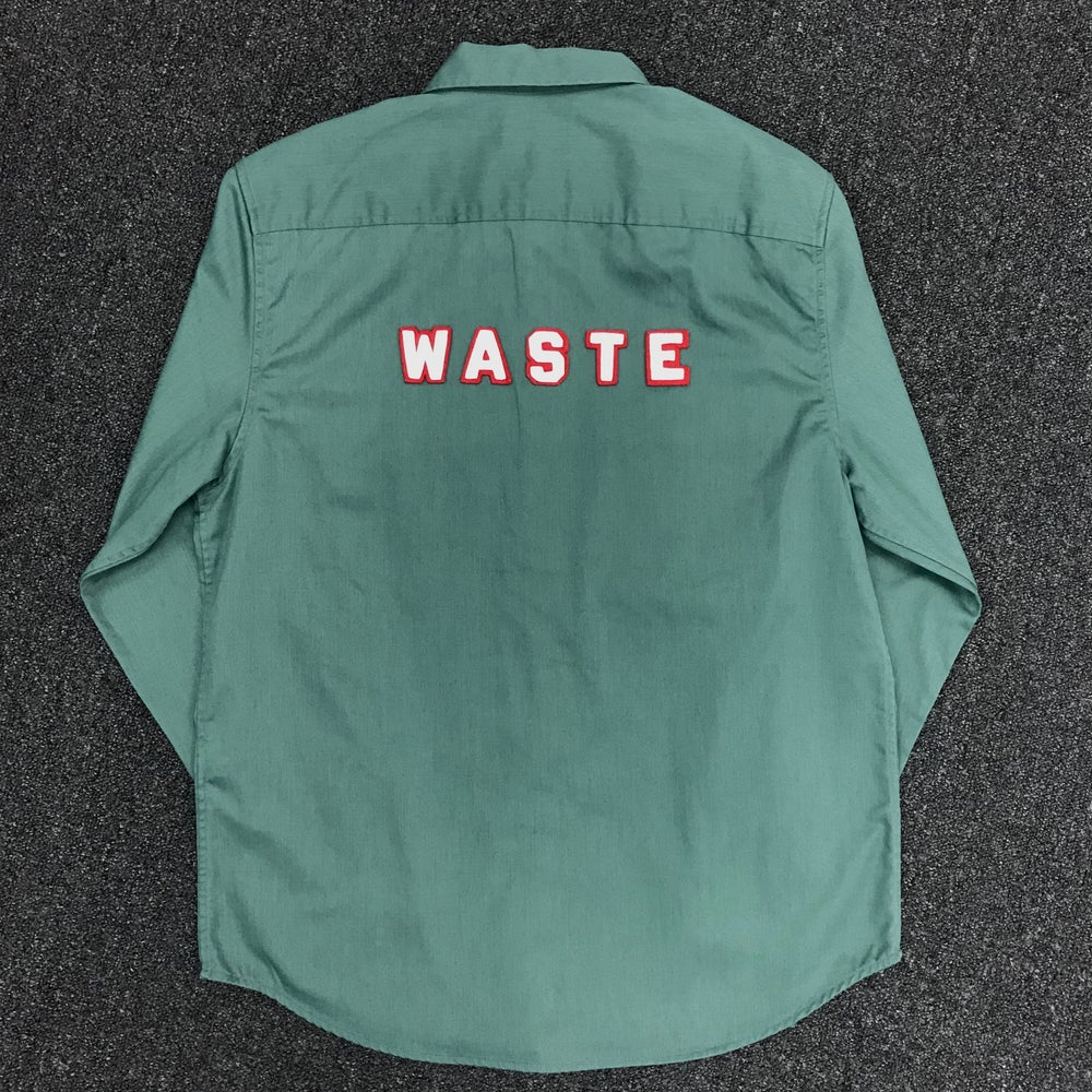 Image of Supreme Waste Long Sleeve Size Medium