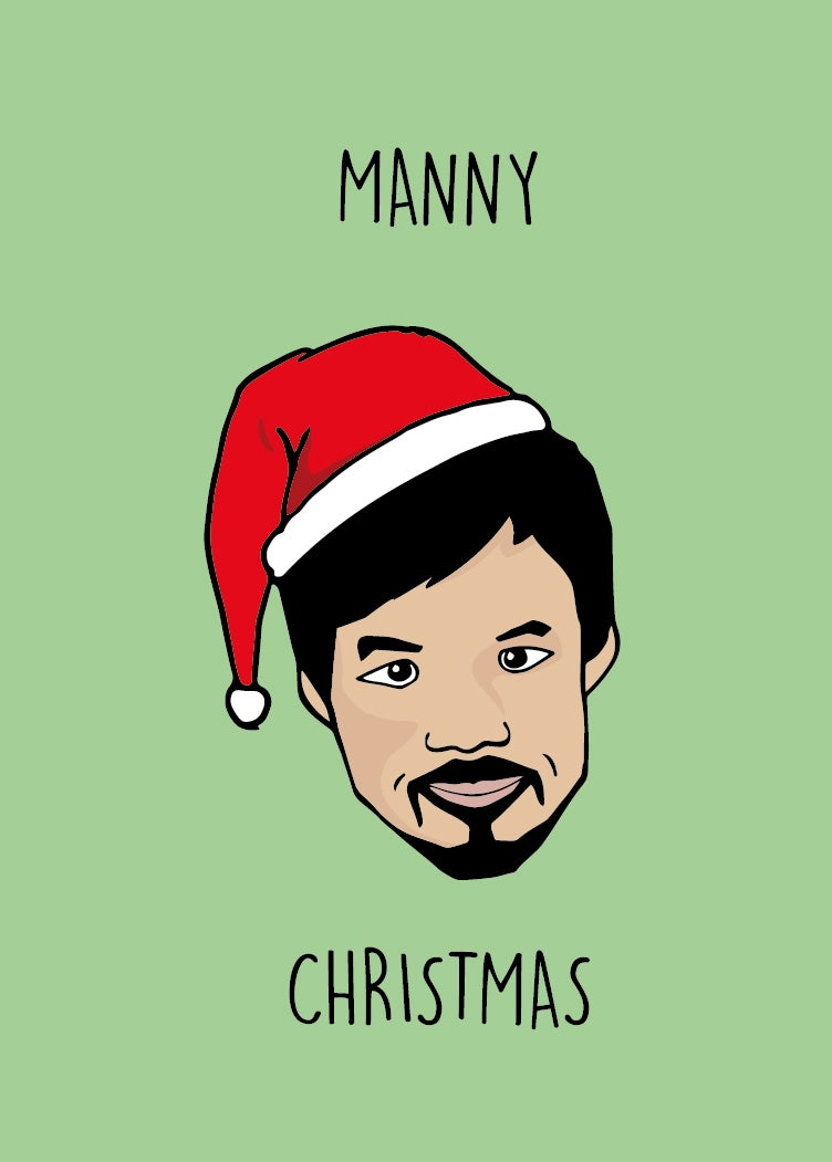 Image of Manny Christmas