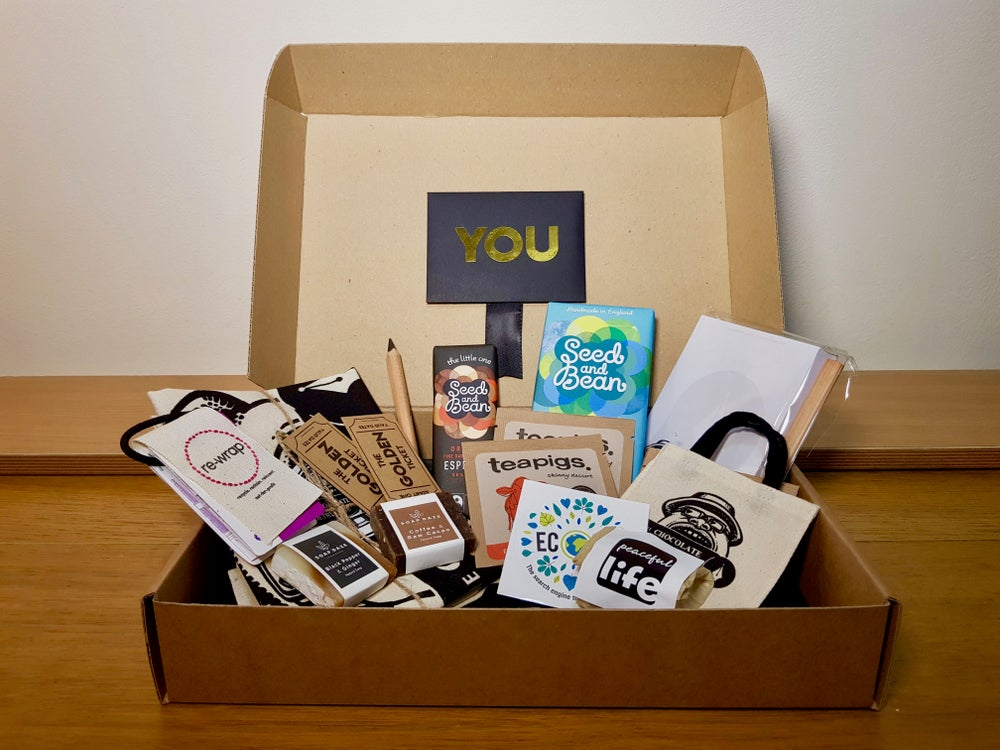 Image of The Uncommonly Good Gift Box (StoryBox)