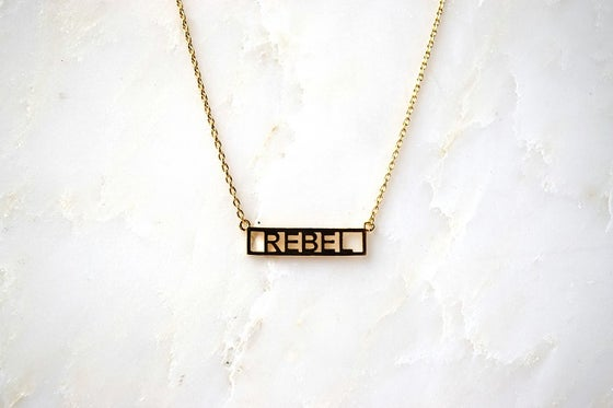 Image of Rebel Necklace