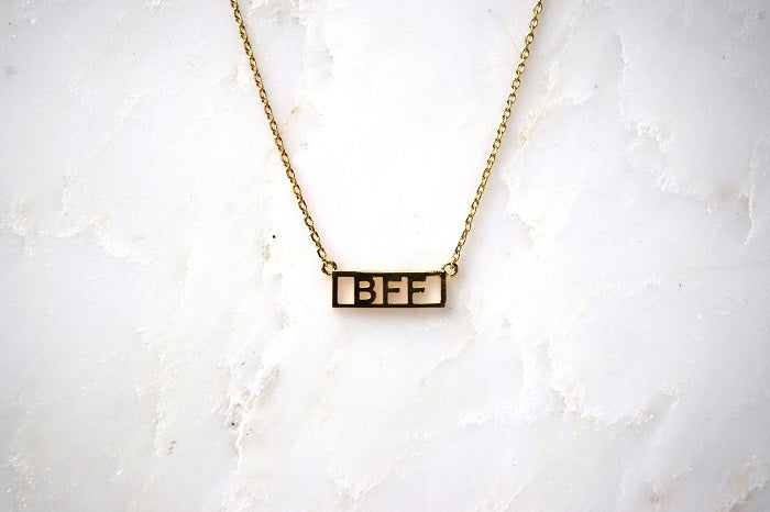 Image of BFF Necklace