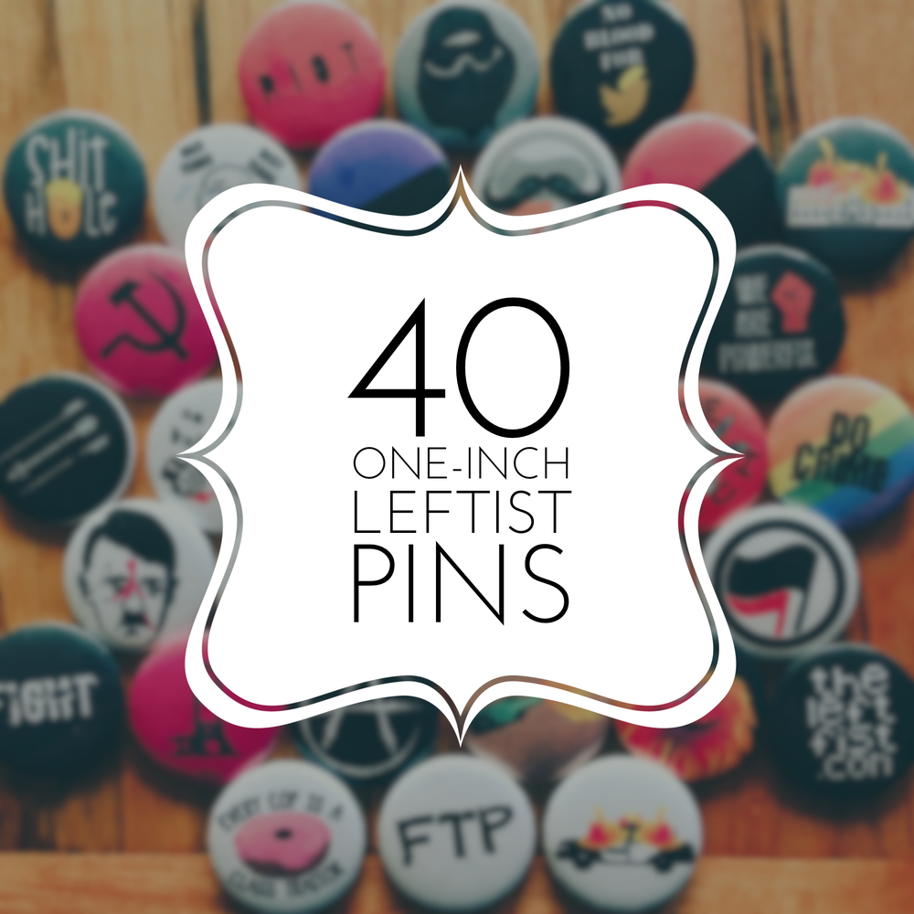 Image of 40 Pins Pack