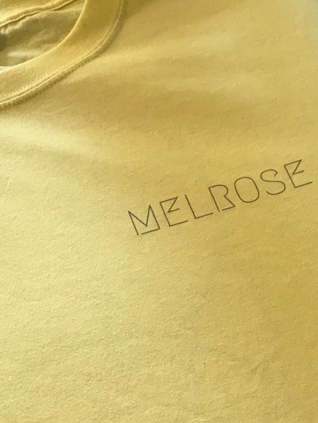 Image of Staple T-Shirt - Pastel Yellow/Grey