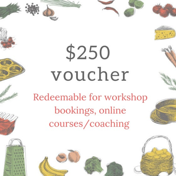 Image of $250 Voucher