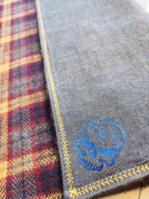 Image of Chambray Flannel Premium Line