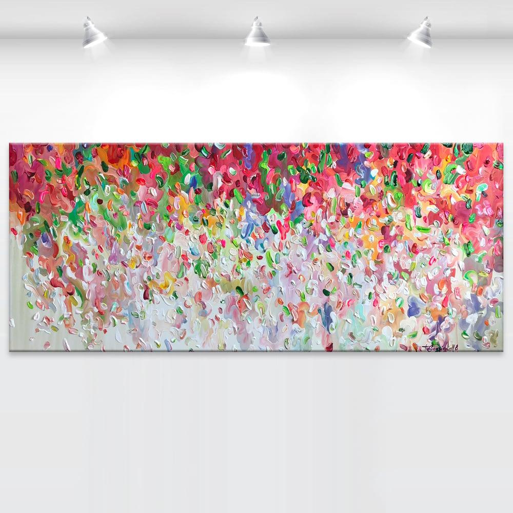Image of Flore cerasis  -152x60cm