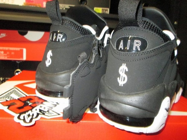 "Air More Money ""Blk/White"" - FAMPRICE.COM by 23PENNY"
