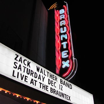 Image of CD – Live at the Brauntex