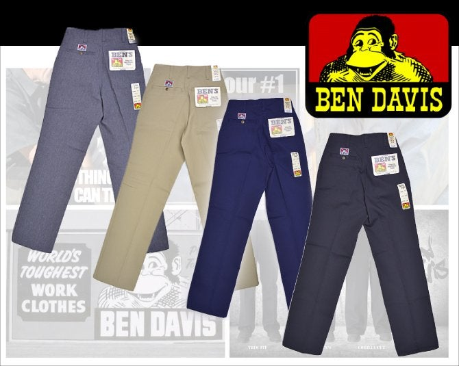 Image of Ben Davis Original Ben's Pants